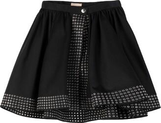 Alaia Mini skirts