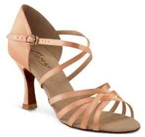"""Capezio Social Dance Rosa 2.5"""" Heel Shoe Women's Shoes"""
