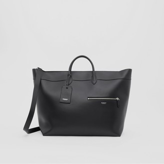 Burberry Leather Holdall