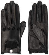Rag & Bone Driving Gloves in Black