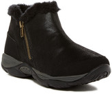Easy Spirit Excellite Faux Fur Trim Ankle Boot