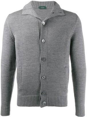 Zanone Chioto buttoned cardigan