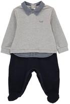 Il Gufo Shirt Collar Pyjamas