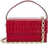 L'afshar L'Afshar Small Ida in Red With Gold Deco Chain | FWRD