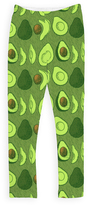 Urban Smalls Green Avocado Leggings - Toddler & Girls