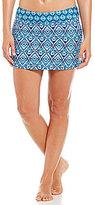Alex Marie Ikat Skirt