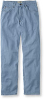 L.L. Bean Double L Jeans, Relaxed Fit