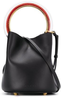 Marni small Pannier bucket bag