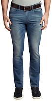 Hugo Boss Boss Orange Orange63 Slim Fit Jeans, Bright Blue