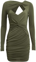 Katie May Fever Draped Mini Dress