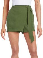 Ella Moss Tie-Waist Shorts