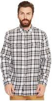 Vans Sycamore Long Sleeve Woven Top Men's Long Sleeve Button Up