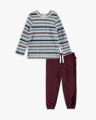 Splendid Little Boy Sweatshirt Set