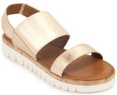 275 Central - 7919 - Metallic Leather Sandal