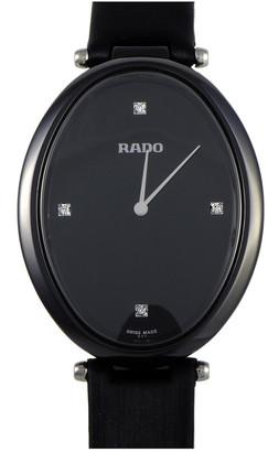 Rado Women's Leather Watch