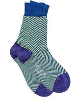 Thomas Pink Dixon Herringbone Socks