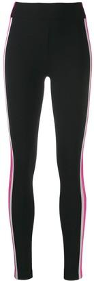 NO KA 'OI Stripe Detail Leggings