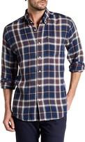 Barbour Calvert Plaid Long Sleeve Tailored Fit Shirt