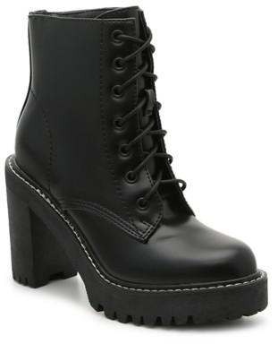 Madden-Girl Archie Platform Combat Boot