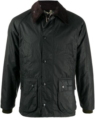 Barbour Bedale multiple-pocket jacket