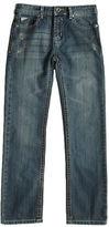 Buffalo David Bitton Boys 8-20 Evan Slim Cotton Denim Jeans