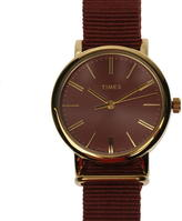 Timex Original Tonal Watch Ladies