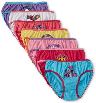 Rene Rofe Toddler Girls) 7-Pack Days Of The Week Bikinis