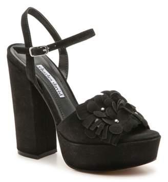 Charles David Luxury Royale Platform Sandal