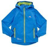Trespass Qikpac Packaway Waterproof Jacket, Toddler Girl's