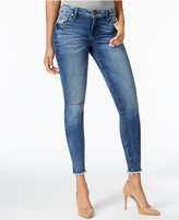 KUT from the Kloth Janet Ripped Skinny Ankle Jeans