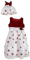 Sweet Heart Rose for Dollie & Me Sleeveless Dress