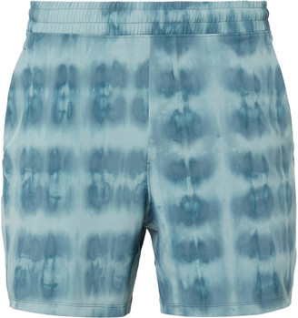 Lululemon Pace Breaker Swift Shorts - Men - Blue