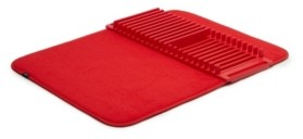Umbra Udry Drying Mat, Red