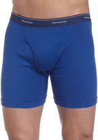 Fruit of the Loom Men's Boxer Briefs 4 Pack
