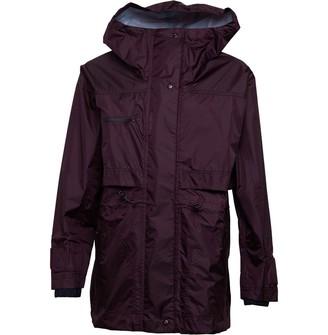 adidas x Stella McCartney Womens Essentials Winter Performance Jacket Dark Burgundy