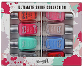 Barry M Cosmetics Gelly Nail Beauty Set - 8 Pack
