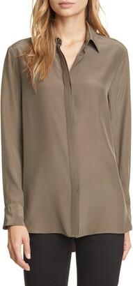 Rag & Bone Anderson Silk Shirt