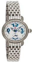 Michele CSX Blue Watch