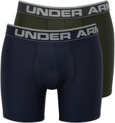 Under Armour Original 6 Inch Boxer Jock 2 Pack