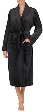 Donna Karan Long Wrap Robe