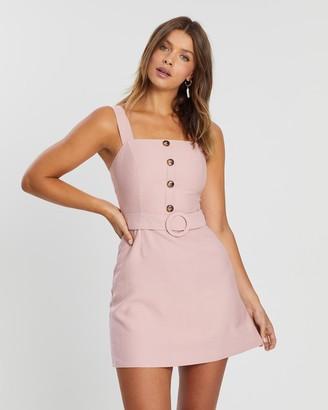 Atmos & Here Oliva Buckle Dress