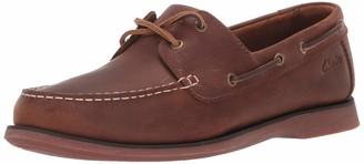 Clarks Men's Port View Boat Shoe