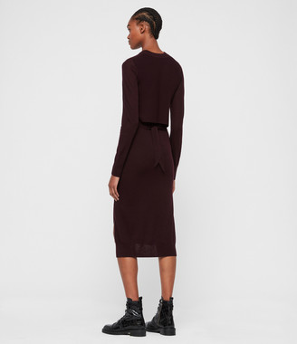 AllSaints Flora Dress