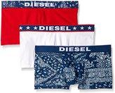 Diesel Men's 3-Pack Shawn Cotton Stretch Trunk