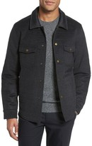 Billy Reid Men's Michael Slim Fit Quilted Shirt Jacket