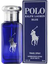 Ralph Lauren POLO BLUE by for MEN: EDT SPRAY 1 OZ (TRAVEL SIZE)