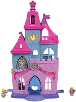 Fisher-Price Little People Disney Princess Magical Wand Palace Playset