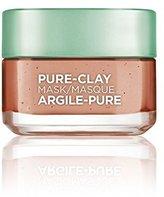 L'Oreal Skin Care Pure Clay Mask Exfoliate And Refine Pores, 1.7 Ounce