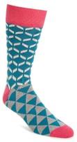 Ted Baker Men's Geometric Socks