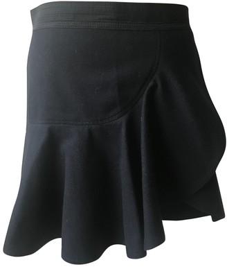 Vanessa Bruno Navy Wool Skirts